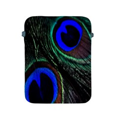 Peacock Feather Apple Ipad 2/3/4 Protective Soft Cases by Simbadda
