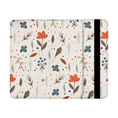 Seamless Floral Patterns  Samsung Galaxy Tab Pro 8 4  Flip Case by TastefulDesigns