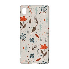 Seamless Floral Patterns  Sony Xperia Z3+ by TastefulDesigns