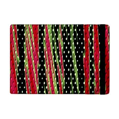 Alien Animal Skin Pattern Apple iPad Mini Flip Case by Simbadda
