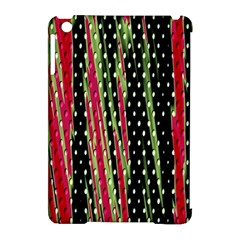 Alien Animal Skin Pattern Apple Ipad Mini Hardshell Case (compatible With Smart Cover) by Simbadda