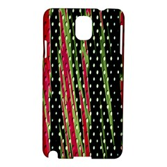 Alien Animal Skin Pattern Samsung Galaxy Note 3 N9005 Hardshell Case by Simbadda