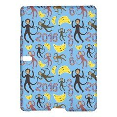 Cute Monkeys Seamless Pattern Samsung Galaxy Tab S (10 5 ) Hardshell Case  by Simbadda
