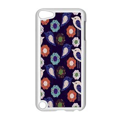 Cute Birds Pattern Apple Ipod Touch 5 Case (white) by Simbadda