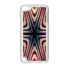 Colorful Seamless Vibrant Pattern Apple Ipod Touch 5 Case (white) by Simbadda