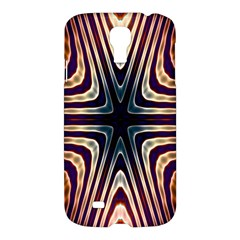 Colorful Seamless Vibrant Pattern Samsung Galaxy S4 I9500/i9505 Hardshell Case by Simbadda