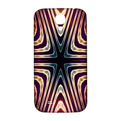Colorful Seamless Vibrant Pattern Samsung Galaxy S4 I9500/i9505  Hardshell Back Case by Simbadda
