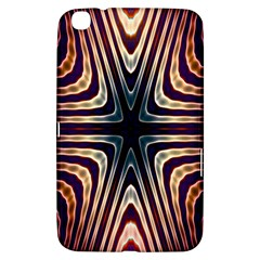 Colorful Seamless Vibrant Pattern Samsung Galaxy Tab 3 (8 ) T3100 Hardshell Case  by Simbadda