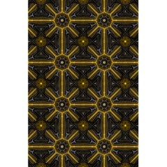 Seamless Symmetry Pattern 5.5  x 8.5  Notebooks by Simbadda