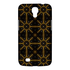 Seamless Symmetry Pattern Samsung Galaxy Mega 6 3  I9200 Hardshell Case by Simbadda