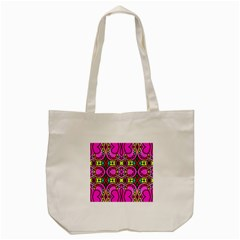 Love Hearths Colourful Abstract Background Design Tote Bag (cream) by Simbadda