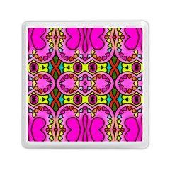 Love Hearths Colourful Abstract Background Design Memory Card Reader (square)  by Simbadda