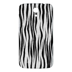 Black White Seamless Fur Pattern Samsung Galaxy Mega I9200 Hardshell Back Case by Simbadda