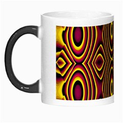 Vibrant Pattern Morph Mugs by Simbadda