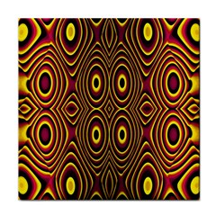 Vibrant Pattern Face Towel by Simbadda