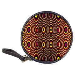 Vibrant Pattern Classic 20 Cd Wallets by Simbadda