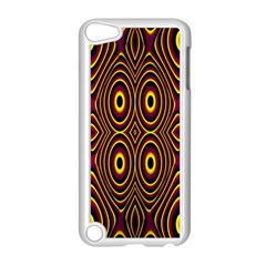Vibrant Pattern Apple Ipod Touch 5 Case (white) by Simbadda