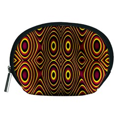 Vibrant Pattern Accessory Pouches (medium)  by Simbadda