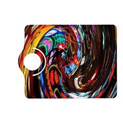 Abstract Chinese Inspired Background Kindle Fire Hd (2013) Flip 360 Case by Simbadda