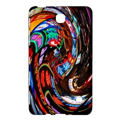 Abstract Chinese Inspired Background Samsung Galaxy Tab 4 (7 ) Hardshell Case  by Simbadda