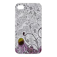 Abstract Pattern Apple Iphone 4/4s Hardshell Case by Simbadda