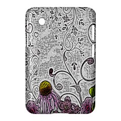 Abstract Pattern Samsung Galaxy Tab 2 (7 ) P3100 Hardshell Case  by Simbadda