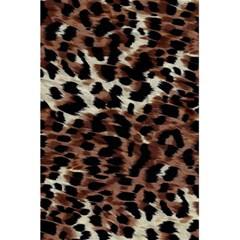 Background Fabric Animal Motifs 5 5  X 8 5  Notebooks by Simbadda