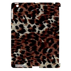 Background Fabric Animal Motifs Apple Ipad 3/4 Hardshell Case (compatible With Smart Cover) by Simbadda