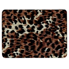 Background Fabric Animal Motifs Samsung Galaxy Tab 7  P1000 Flip Case by Simbadda