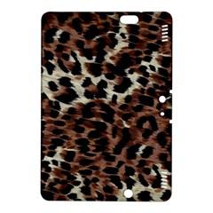 Background Fabric Animal Motifs Kindle Fire Hdx 8 9  Hardshell Case by Simbadda