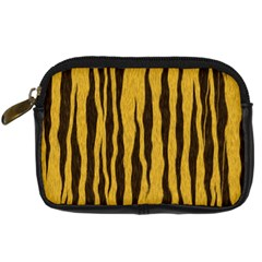 Seamless Fur Pattern Digital Camera Cases by Simbadda