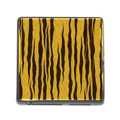 Seamless Fur Pattern Memory Card Reader (square) by Simbadda