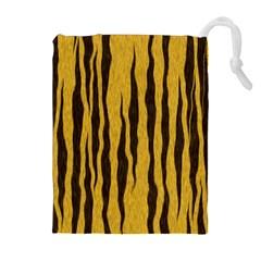 Seamless Fur Pattern Drawstring Pouches (extra Large) by Simbadda