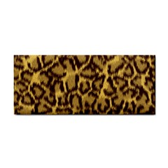 Seamless Animal Fur Pattern Cosmetic Storage Cases