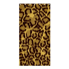 Seamless Animal Fur Pattern Shower Curtain 36  x 72  (Stall)