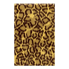 Seamless Animal Fur Pattern Shower Curtain 48  x 72  (Small)
