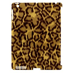 Seamless Animal Fur Pattern Apple iPad 3/4 Hardshell Case (Compatible with Smart Cover)