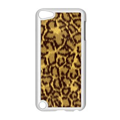 Seamless Animal Fur Pattern Apple iPod Touch 5 Case (White)