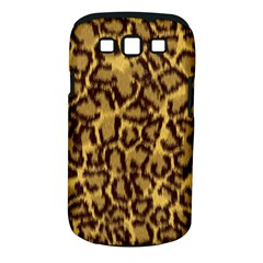 Seamless Animal Fur Pattern Samsung Galaxy S III Classic Hardshell Case (PC+Silicone)