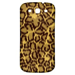 Seamless Animal Fur Pattern Samsung Galaxy S3 S III Classic Hardshell Back Case