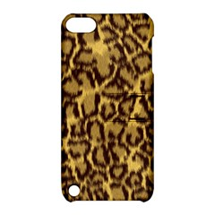 Seamless Animal Fur Pattern Apple iPod Touch 5 Hardshell Case with Stand