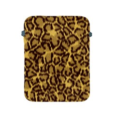 Seamless Animal Fur Pattern Apple Ipad 2/3/4 Protective Soft Cases by Simbadda