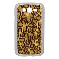 Seamless Animal Fur Pattern Samsung Galaxy Grand DUOS I9082 Case (White)
