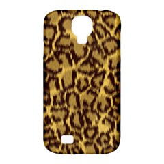 Seamless Animal Fur Pattern Samsung Galaxy S4 Classic Hardshell Case (pc+silicone) by Simbadda