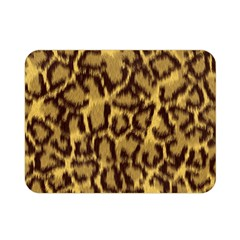 Seamless Animal Fur Pattern Double Sided Flano Blanket (Mini)