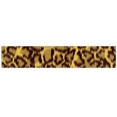 Seamless Animal Fur Pattern Flano Scarf (large) by Simbadda