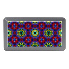 Abstract Pattern Wallpaper Memory Card Reader (mini) by Simbadda