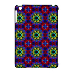 Abstract Pattern Wallpaper Apple Ipad Mini Hardshell Case (compatible With Smart Cover) by Simbadda