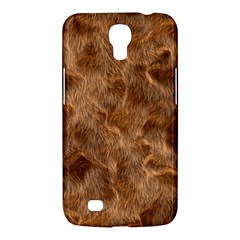 Brown Seamless Animal Fur Pattern Samsung Galaxy Mega 6 3  I9200 Hardshell Case by Simbadda