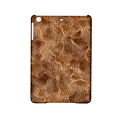 Brown Seamless Animal Fur Pattern Ipad Mini 2 Hardshell Cases by Simbadda